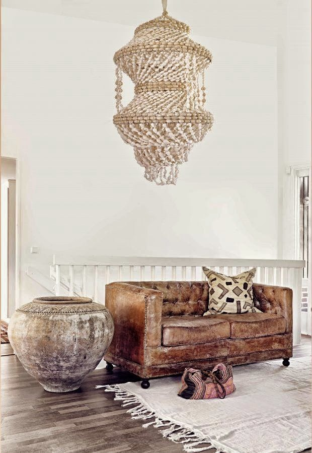 Shell chandeliers2